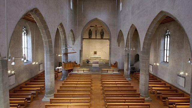Video «Christkatholischer Gottesdienst aus der Augustinerkirche, Zürich» abspielen