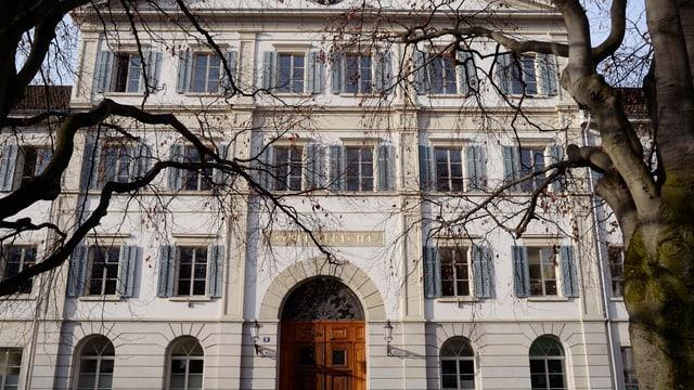 Zürcher Obergericht von aussen