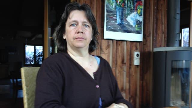 Porträt von Rita Brunner