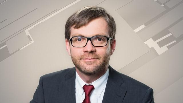 SRF-Korrespondent Peter Düggeli