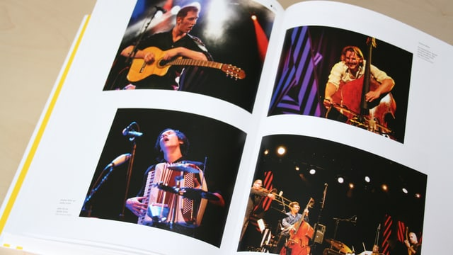 Fotos aus dem Buch «Willisau and All That Jazz».