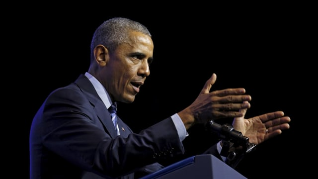 Il president american Barack Obama, vul far insatge cunter las praschuns surchargiadas.