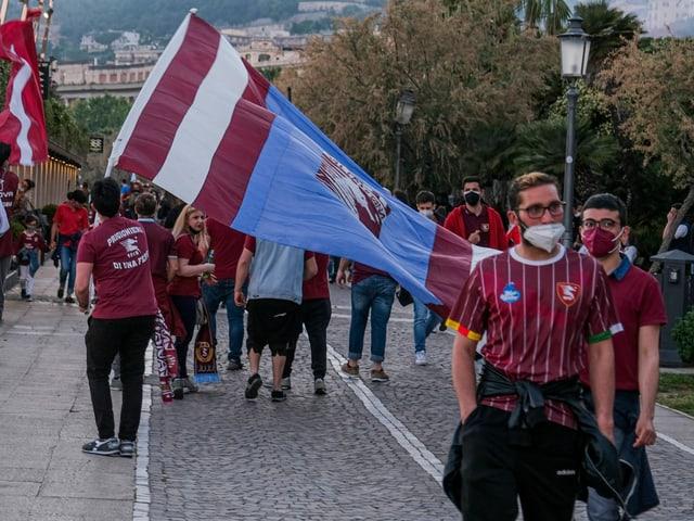 Salerno-Fans