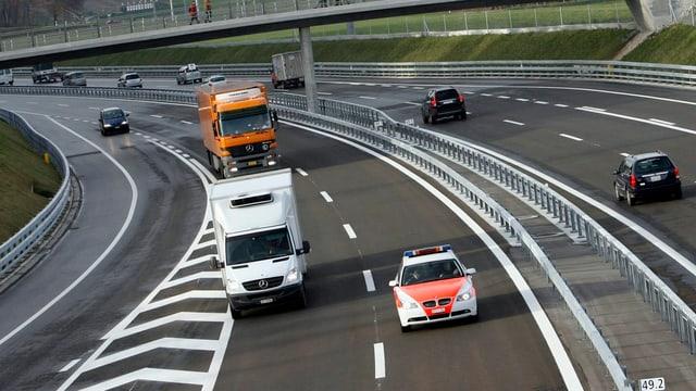 Autobahn, Symbolbild