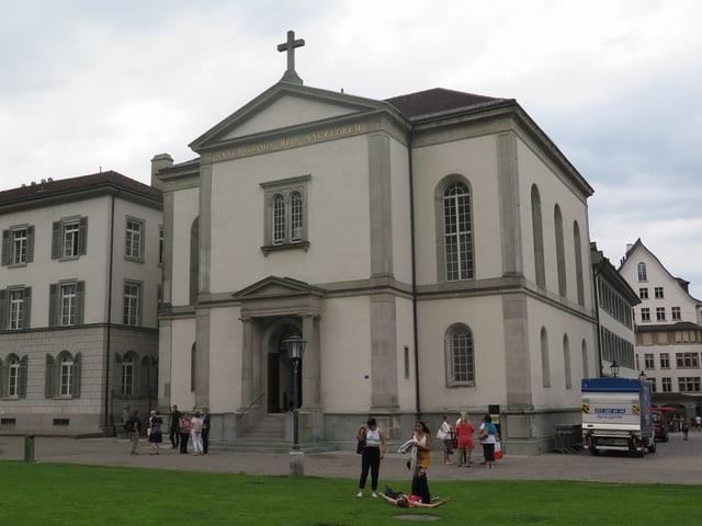 Schutzengelkapelle in St. Gallen