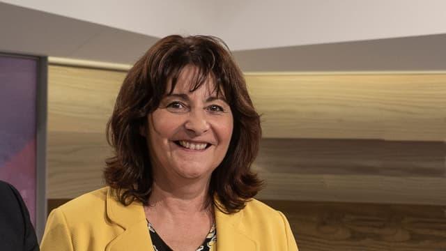 Anna Giacometti - presidenta communala e cussegliera naziunala