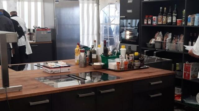 Kitchenstory: A Cuira vegn s'engaschà per la professiun da cuschinier