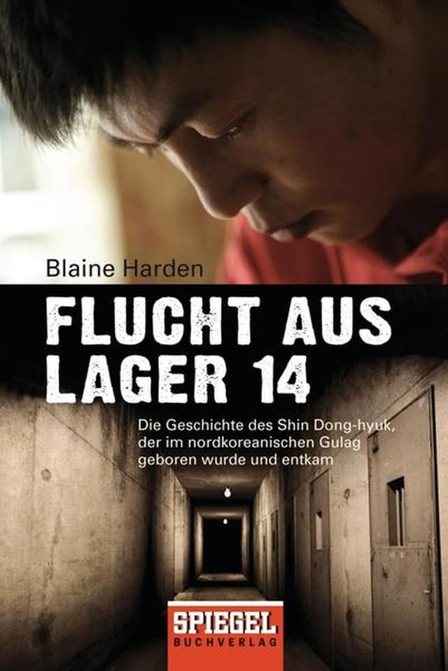 """Cover von """"Flucht aus Lager 14"""""""