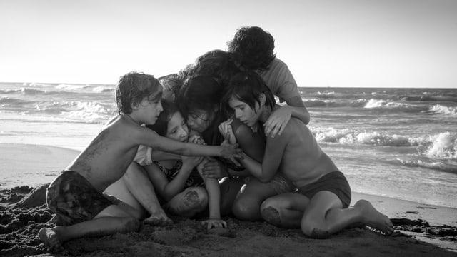 Die Familie hält zusammen: «Roma» von Netflix