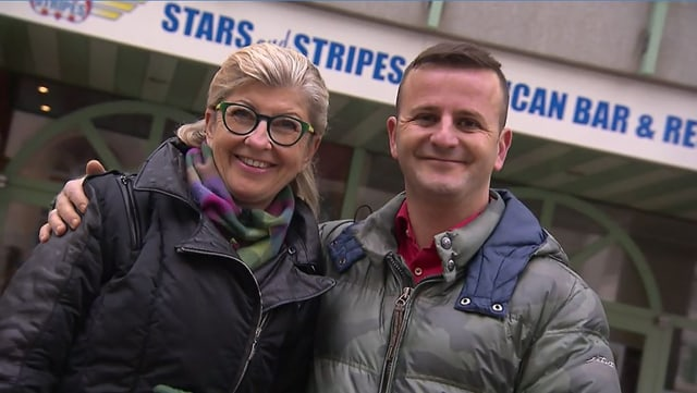 Video «Kanton Graubünden – Tag 2 – Stars and Stripes, Chur» abspielen