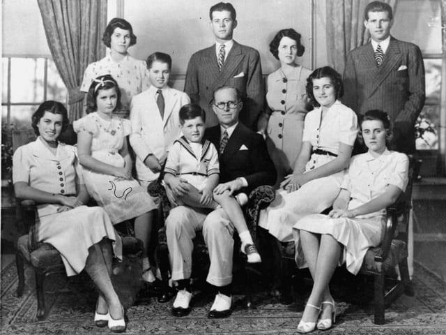 International Der Fluch Der Kennedys News Srf