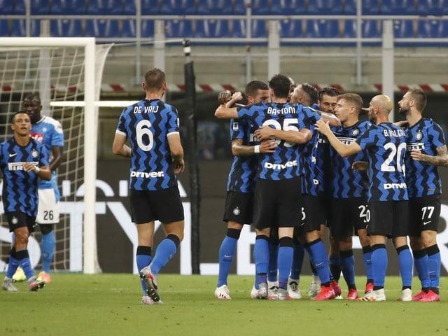 Kann Inter Mailand den zweiten Tabellenrang halten?