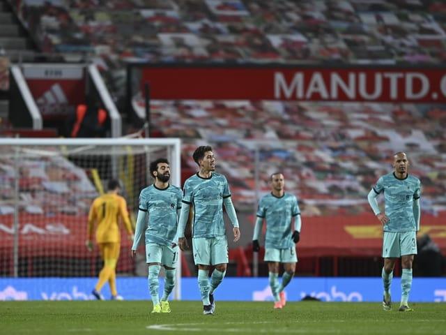 Liverpool nach dem Aus gegen Manchester United