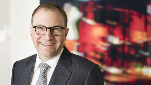 Der Betriebsökonom Hirzel amtierte bis 2019 als CEO von Autoneum.