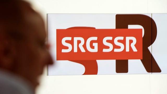 Logo da SRG SSR