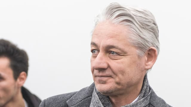 Christian Kravagna Porträt.