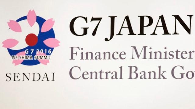logo G7 Giapun