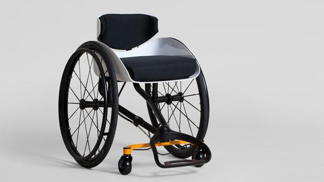 Bild des Rollstuhls.