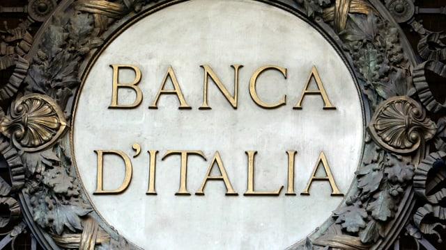 Bild des Logos der italienischen Nationalbank