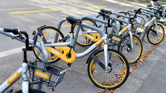 O-Bikes.