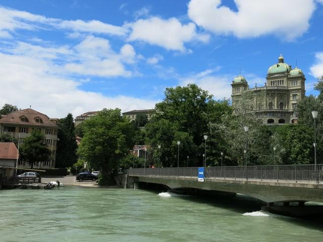 Aare und Bundeshaus