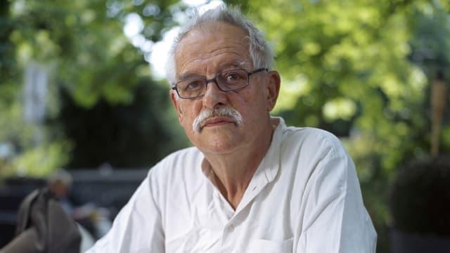 Portrait von Hansjörg Schneider