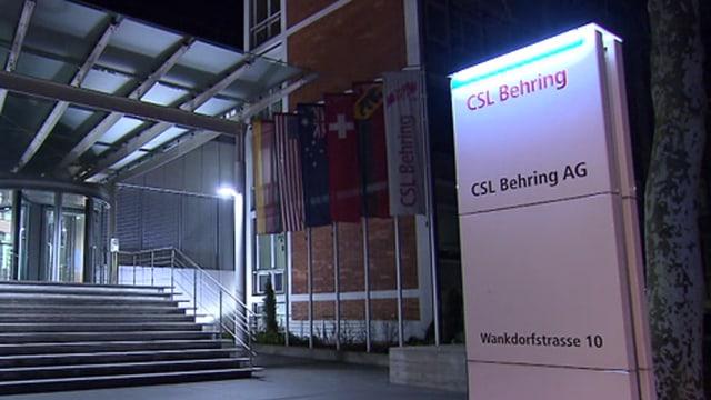 CLS Behring ist Weltmarktführer