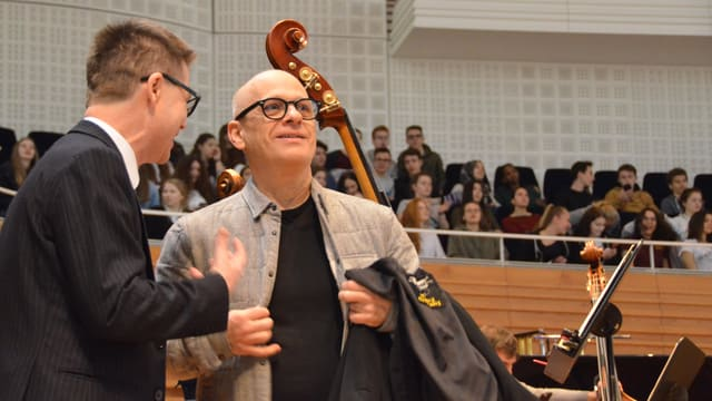 Komponist David Lang