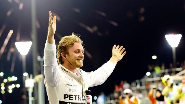 Nico Rosberg gudogna a moda suverana e po festivar sia 6avla victoria da questa stagiun.