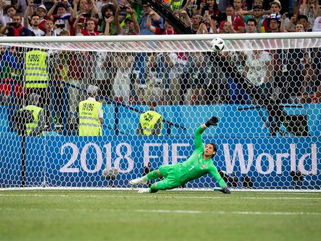 Yann Sommer gegen Costa Rica.