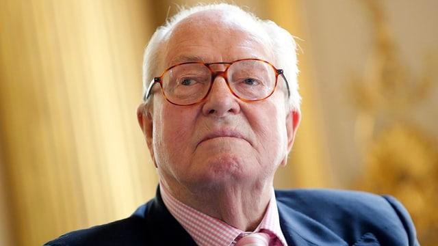 Purtret da Jean-Marie Le Pen.