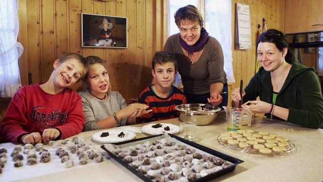 Video ««SRF bi de Lüt – Landfrauenküche»: Weihnachtszeit» abspielen