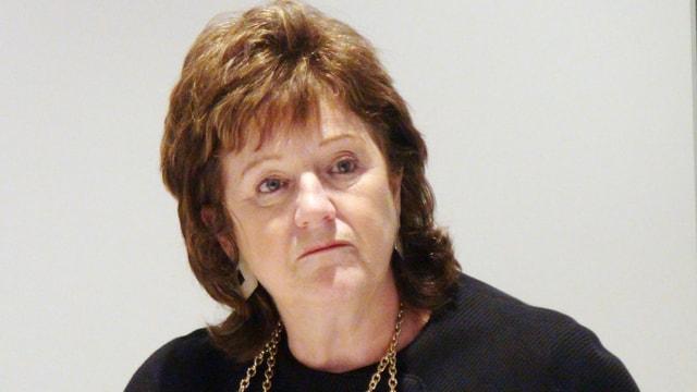 Alexis Jay, Autorin eines Untersuchungsberichts