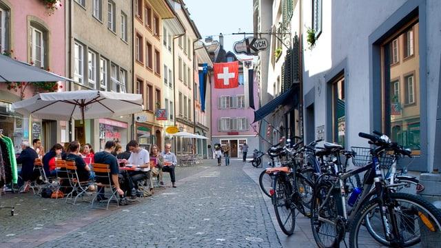 Aarau, Altstadt