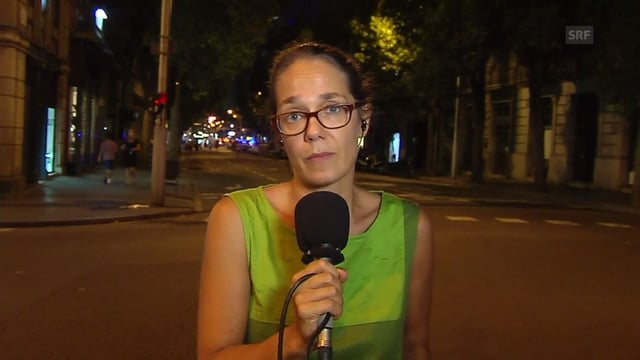 Journalistin Julia Macher.
