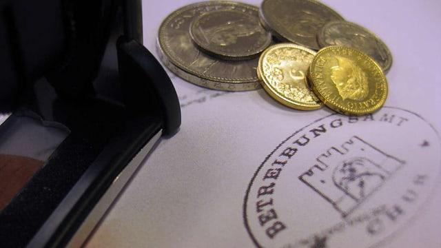 Oriundamain avevan ils crediturs pretendì 16.5 milliuns francs da Allemann, Zinsli & Partner