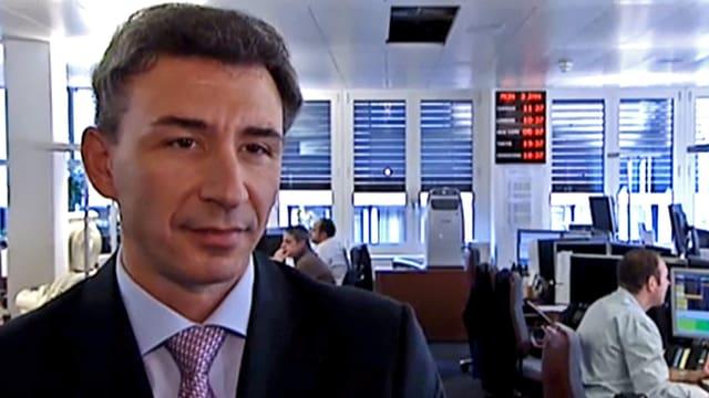 Panagioti Spiliopoulos, Leiter Research der Bank Vontobel.