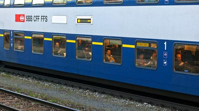 S-Bahn der SBB.