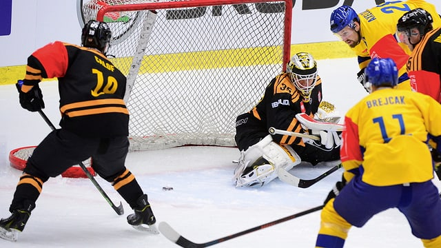 HCD giugadurs hockey