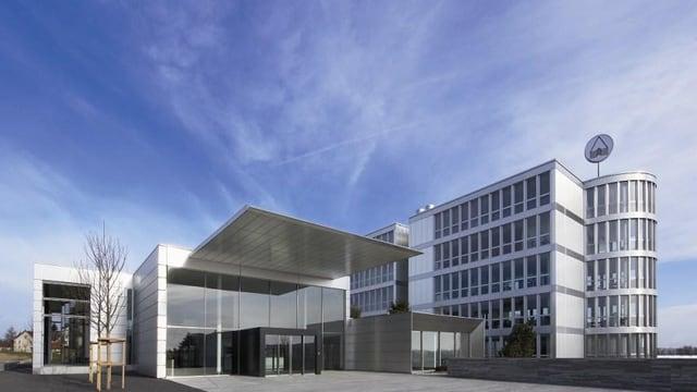 Hauptsitz der Arboni Forster Gruppe in Arbon