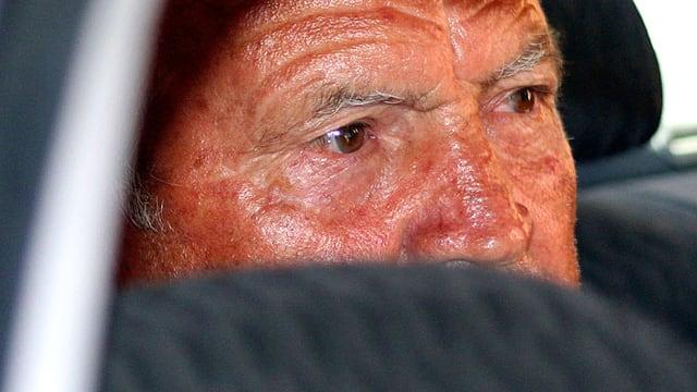 'Ndrangheta-Boss Domenico Oppedisane (verhaftet 2010)..