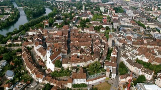Was ist das Projekt Zukunftsraum Aarau?