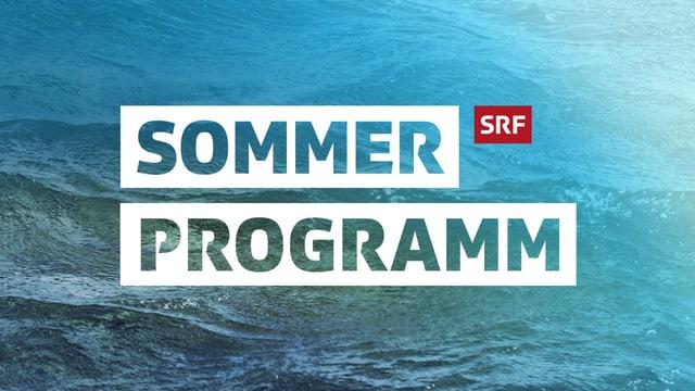«Schawinski» Sommerprogramm vom 2. Juli bis 20. August 2018