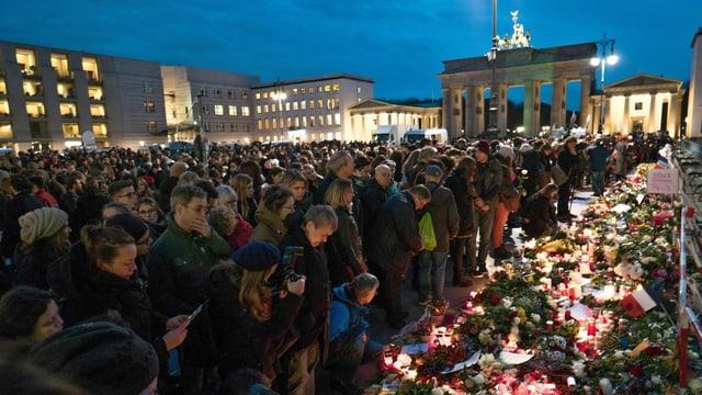 Commemoraziun a Berlin.