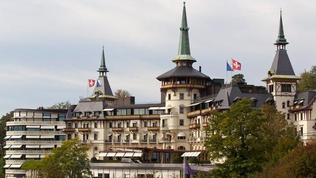 Hotel Dolder Grand in Zürich
