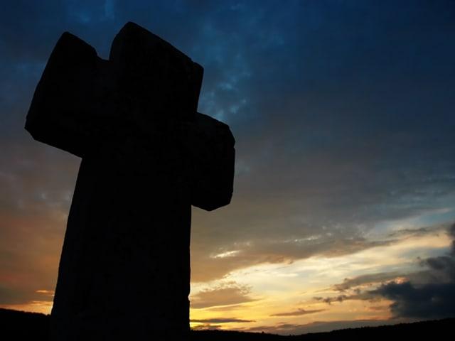 Grabstein (Kreuz)