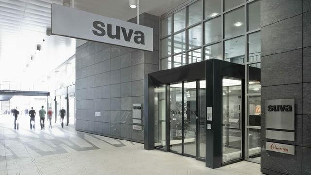 Il bajetg nov da la Suva a Lucerna.