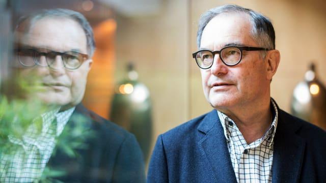 Porträt Peter Kurer