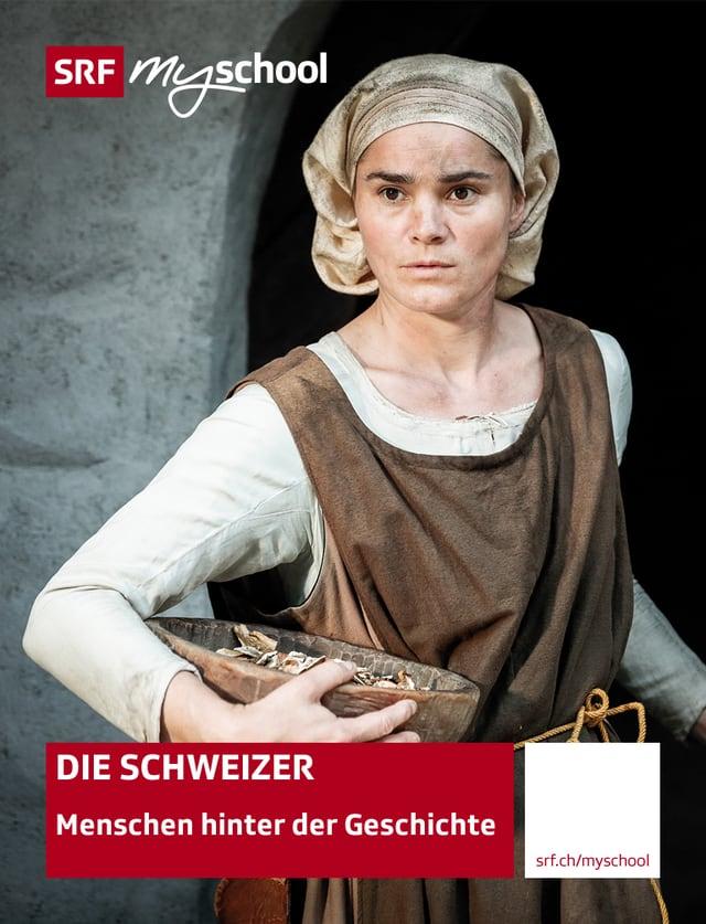 """Das Titelbild des iBooks """"Menschen hinter der Geschichte""""."""