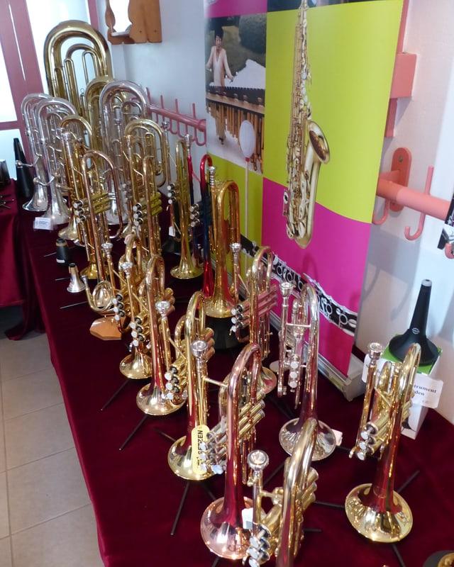instruments da sturs plazzads sin maisa